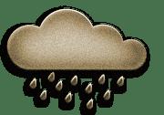 дождь из тучки