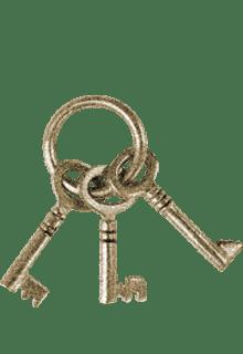 ключи на кольце