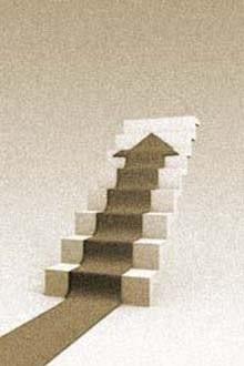 лестница вверх
