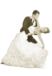 танец молодоженов