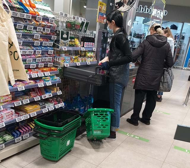 привлечение покупателей в магазин