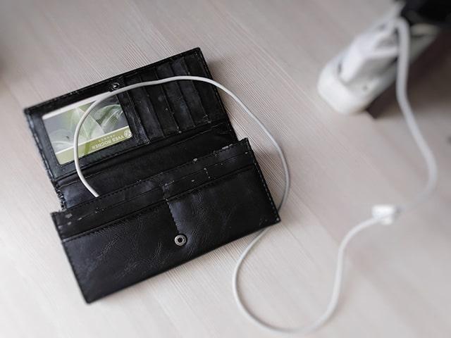 заряжать кошелек на деньги